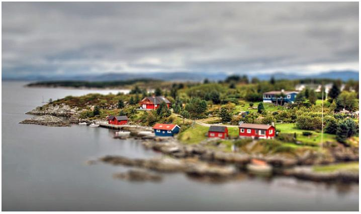 tilt shift1 Photography