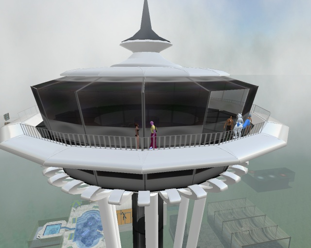 Seattle Space Needle - SL