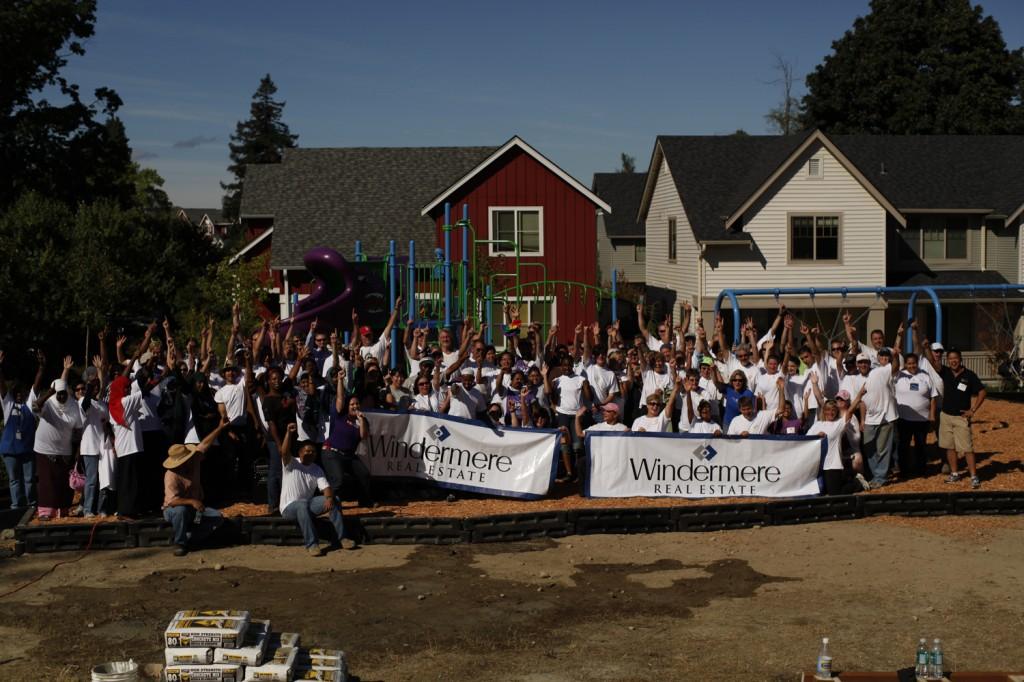 Windermere Foundation - Random Orignal Building Better Communities